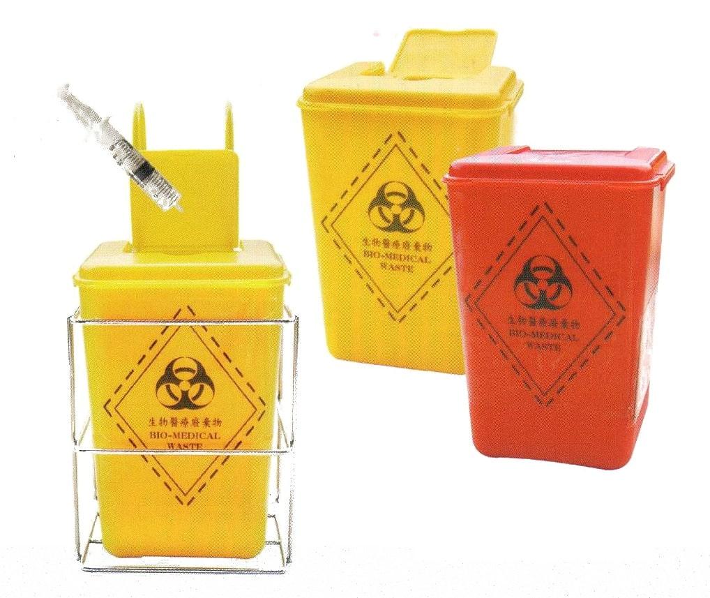 感染性廢棄物回收桶1.8公升
