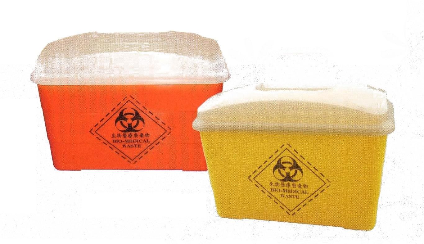 Deposable Box for Medical Wastes 9L (复制)
