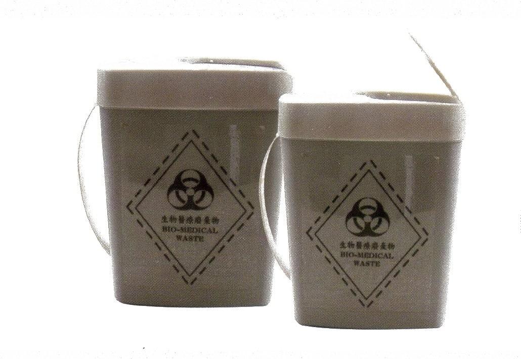 Deposable Box for Medical Wastes –