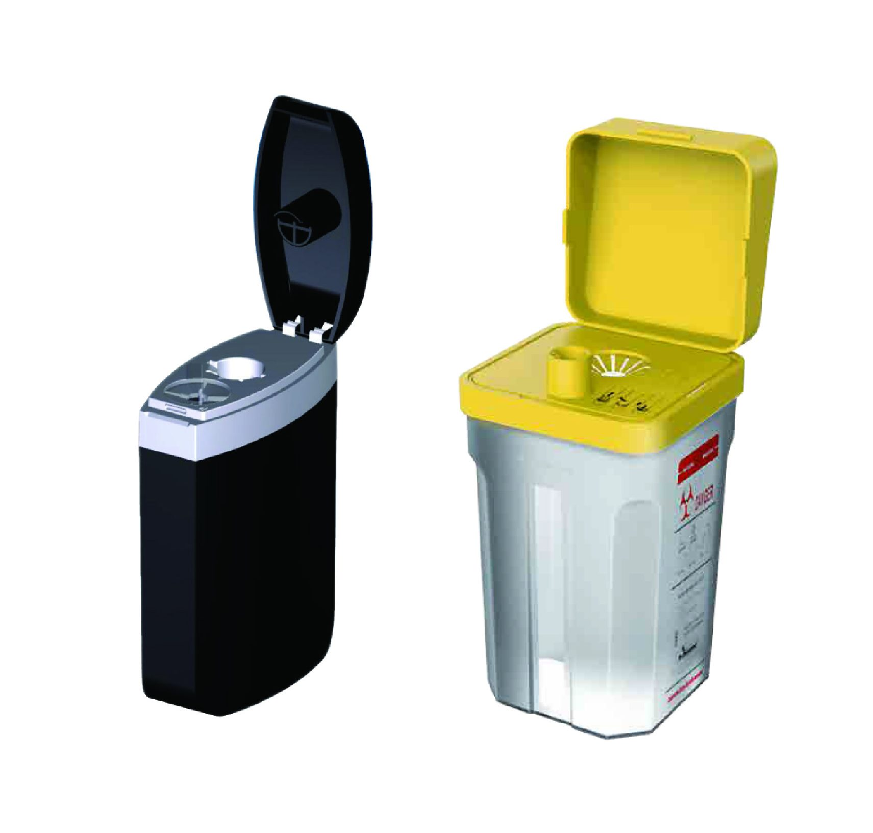 胰島素筆針頭專用廢棄物回收盒