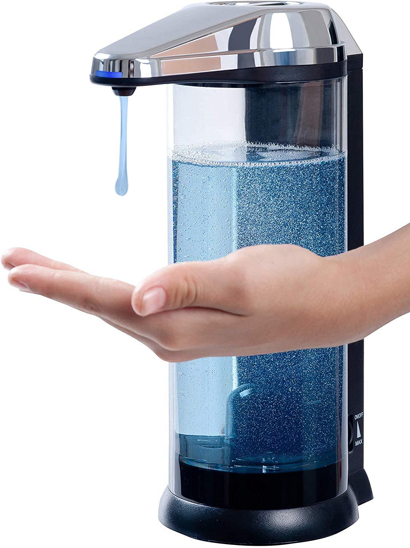 自動感應式給皂機